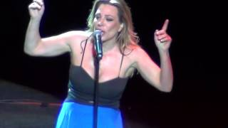 "Taylor Dayne en Chile ""Love Will Lead You Back"" Hit Parade 2 2014"