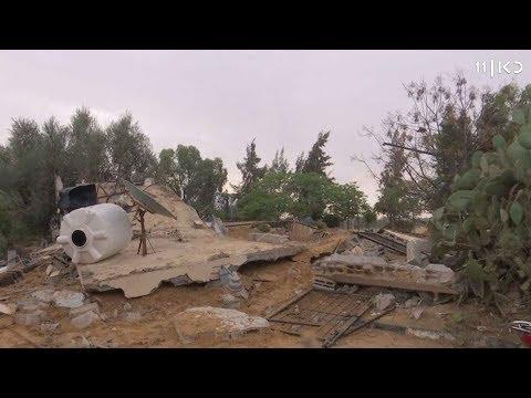 Más de 300 misiles fueron disparados hacia territorio israelí en un día (VIDEO)