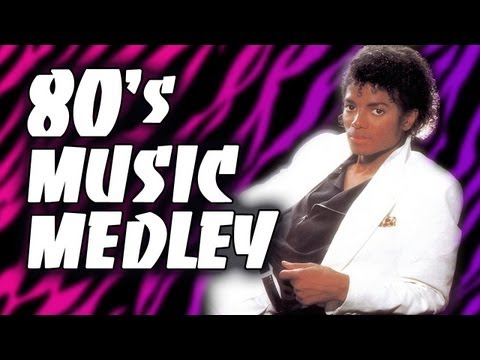 The Ultimate 80s Music Medley