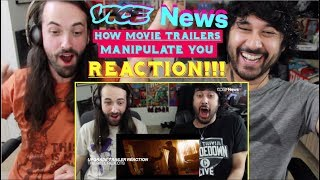 How MOVIE TRAILERS MANIPULATE You - REACTION & ANALYSIS!!!