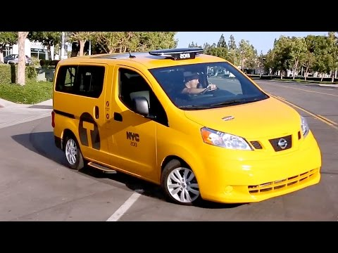 Nissan NV200 Taxi Overview - Kelley Blue Book
