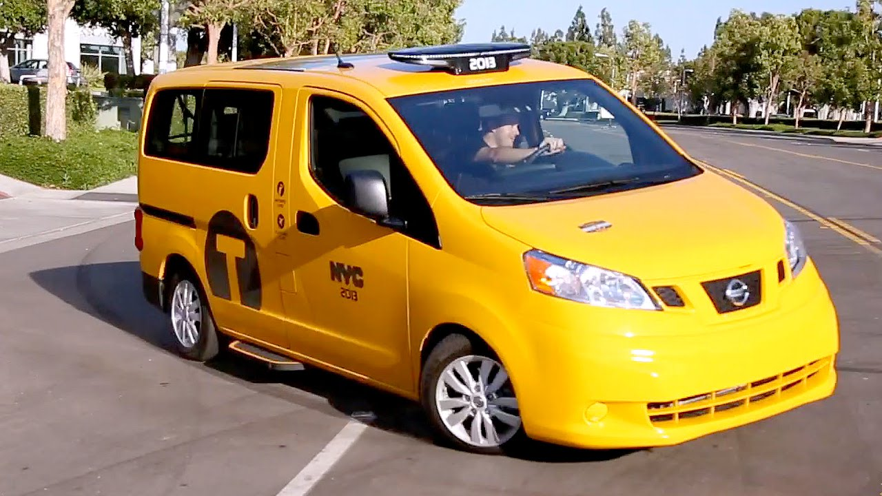 9bf2a16b47 Nissan NV200 Taxi Overview - Kelley Blue Book - YouTube