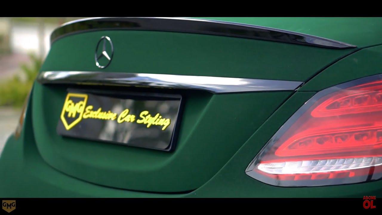 Green Velvet C63 // Black Velvet RS5 // Red Chrome A5 ...