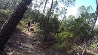 Sortie VTT au camping La Vignasse avec le Charly Cyclo Team
