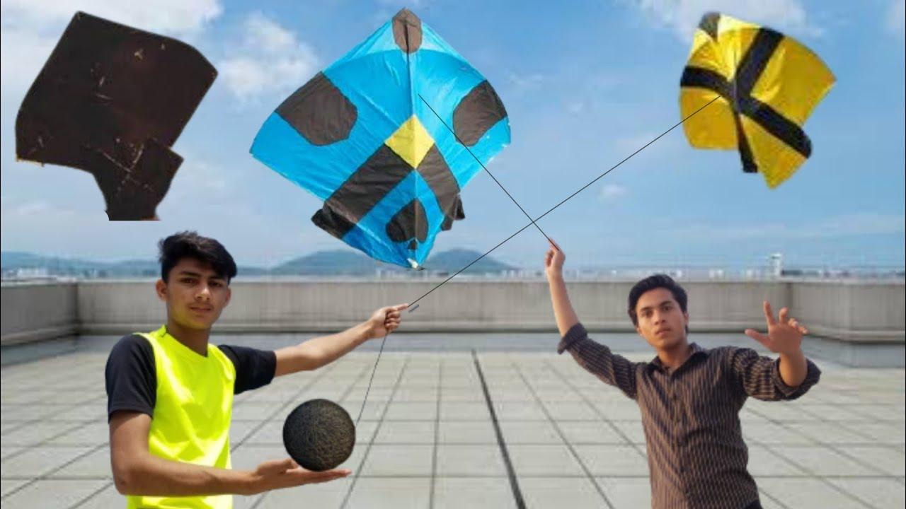 5 Top Videos on Youtube   Big Kite 10 tawa Flying