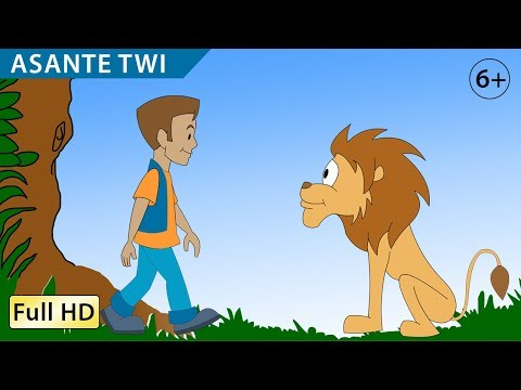 """The Greatest Treasure: Learn Asante Twi with subtitles Story for Children """"BookBox.com"""""""