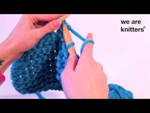 Aprender A Tejer Como Tejer Cuellos Y Tirantes De Lana Youtube - Hacer-cosas-de-lana