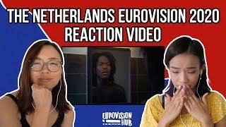 The Netherlands   Eurovision 2020 Reaction   Jeangu Macrooy -  Grow