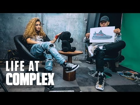 THE BEIJA & TONY SHOW - TALKING JAY Z, BASKETBALL & YEEZYS | #LIFEATCOMPLEX