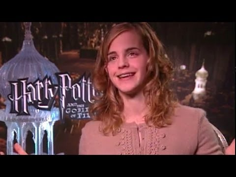 'Harry Potter and the Goblet of Fire' Interview