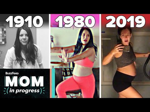 I Tried 3 Different Pregnancy Workouts