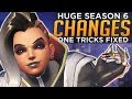 Overwatch: BIG Season 6 Changes! - One Tricks FIXED & Role Select!?