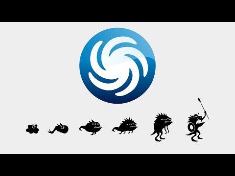 видео: Эволюция с Пандой. Играем в spore.