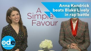 A Simple Favor: Anna Kendrick beats Blake Lively in rap battle
