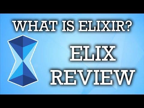 What is Elixir & the ELIX Token? A Crypto Lending Platform Review