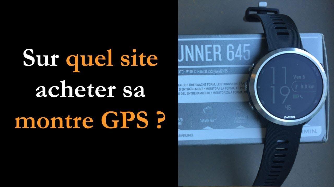aad4196df1121 Montres GPS : les offres du Black Friday 2018