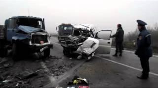 Авария под Бельцами. 17-11-2012