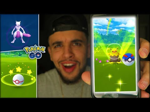 I NEVER THOUGHT I WOULD SEE THIS! (Pokémon GO) thumbnail