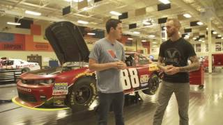 Garage Tours 302: JR Motorsports