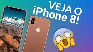 iPhone 8! VEJA QUE INCRÍVEL