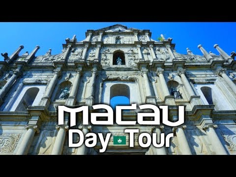 What to Do in Macau?  Macau Travel Guide - The Daily Phil