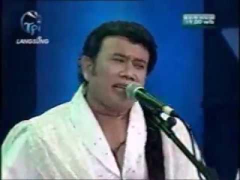 Rhoma Irama -- Masa Depan --  Dangdut Live show Soneta di  TPI