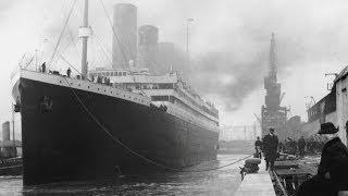 Титаник оригинальное видео 1912 HD.Titanic original video 1912 HD
