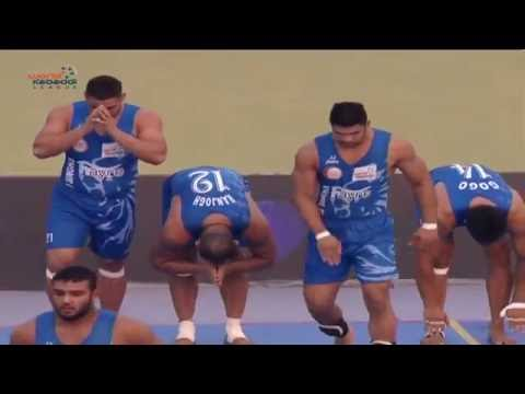 World Kabaddi League | Match 8: United Singhs Vs Punjab Tige