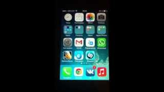 Обзор работы iOS 7.0.3 на iPhone 4 от AverMax(, 2013-10-24T01:01:03.000Z)