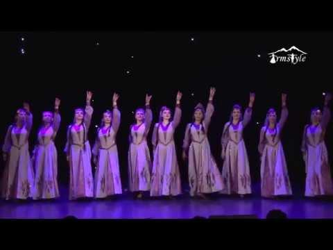 Армстайл армянский танец Тавих Tavih 2015 год