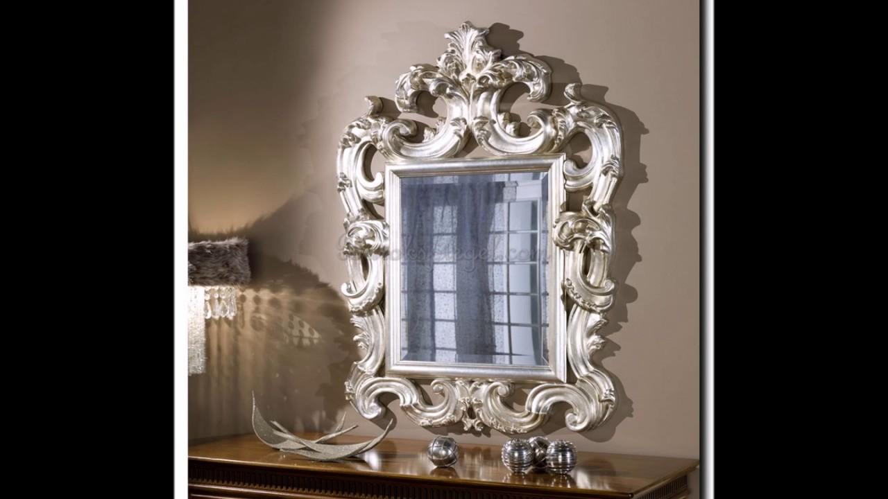 50x spiegel boven dressoir of sidetable youtube for Spiegel boven dressoir