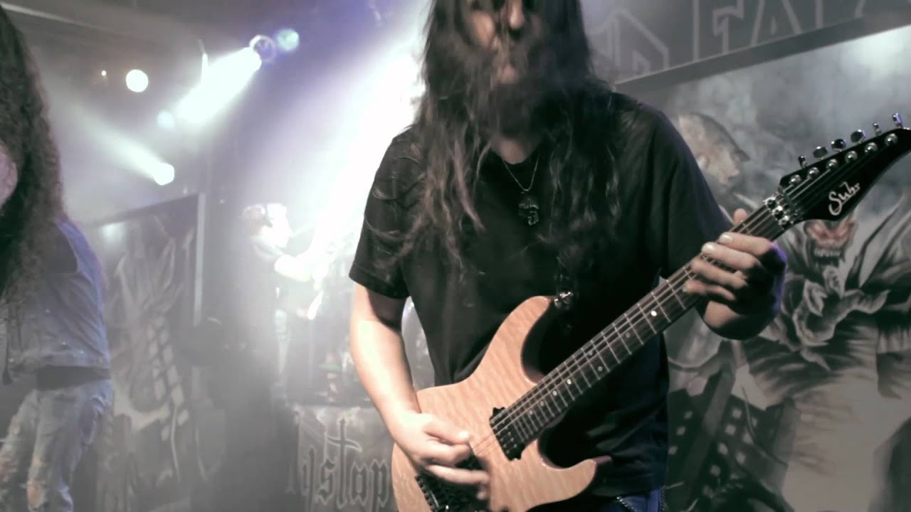 ICED EARTH — Anthem (OFFICIAL VIDEO)
