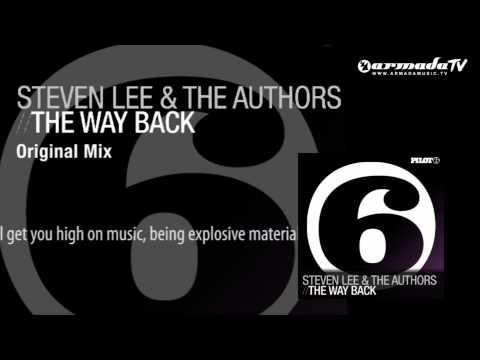 Steven Lee & The Authors - The Way Back (Original Mix)