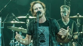 Pearl Jam Live in London - 17/07/2018