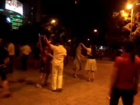 Dancing in the park - Wenshan, Yunnan, China