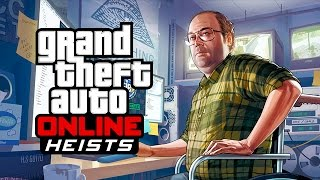 GTA V Online: FINALMENTE OS ASSALTOS! (Heists Gameplay no PS4 AO VIVO)