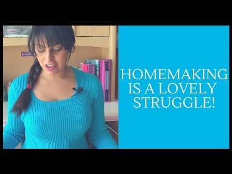 Homemaker Tag- I Didn't Always Want To Do This