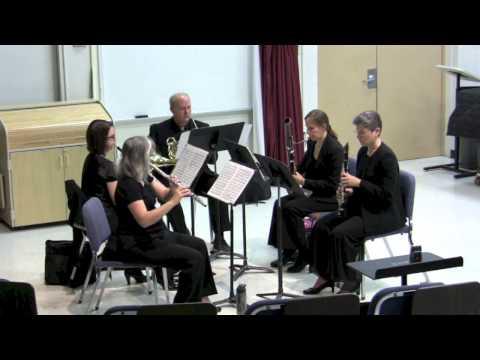 Klughardt: Wind Quintet in C Major, Op. 79 - IV. Allegro molto vivace