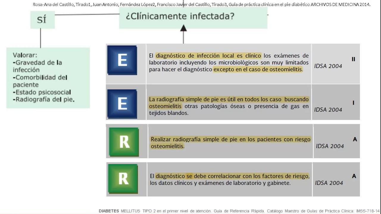 guias practica clinica imss diabetes gestacional