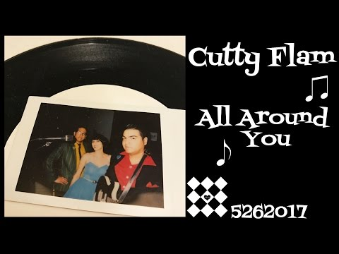 Cutty Flam - All Around You