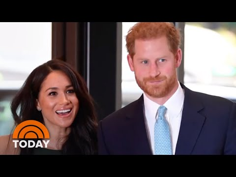 Prince Harry Makes His First Public Appearance Since Megxit | TODAY