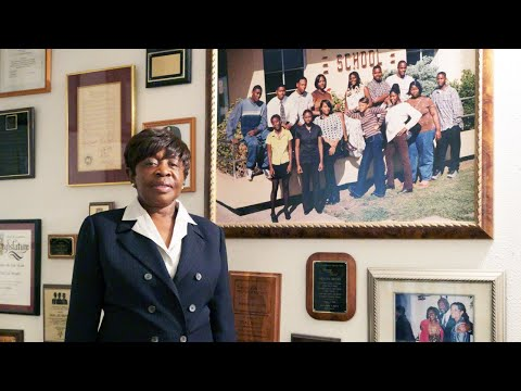 More than money: How an Oakland woman sent  more than 100 students to college