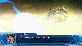 super robot wars og the moon dwellers srx all attacks
