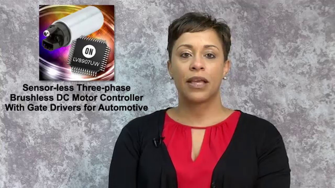 hight resolution of as easy to use as brushed dc motors a stand alone automotive 3 phase bldc motor controller dc youtube