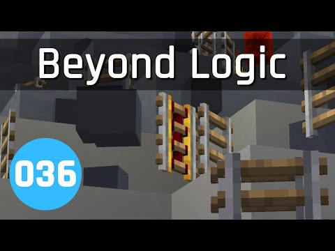 Beyond Logic #36: Failed me for the last time | Minecraft