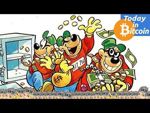 Today in Bitcoin (2017-07-17) - CoinDash Hacked - ViaBTC lists BitcoinABC