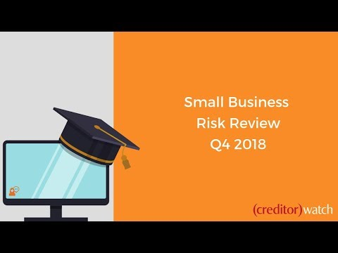 Small Business Risk Review Q4, 2018
