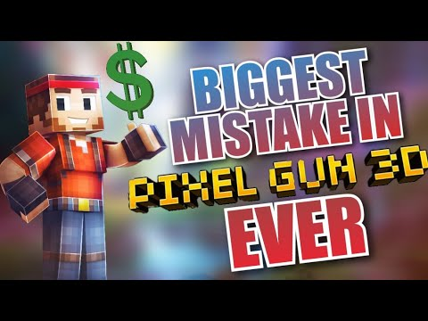 Pixel Gun 3D's Biggest Mistake EVER! (This Could Kill The Game!)
