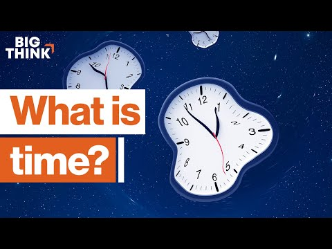 Time: Do the past, present, and future exist all at once?   Big Think