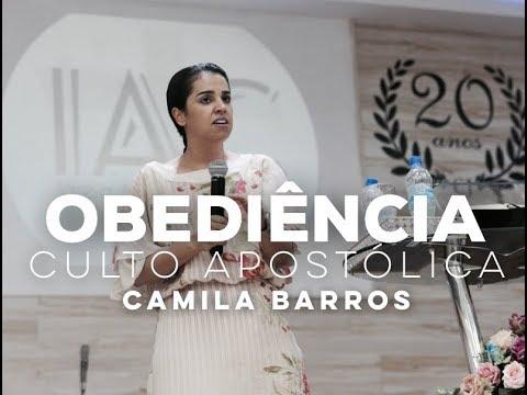 Vai ser do jeito que Deus disse - Miss. Camila Barros